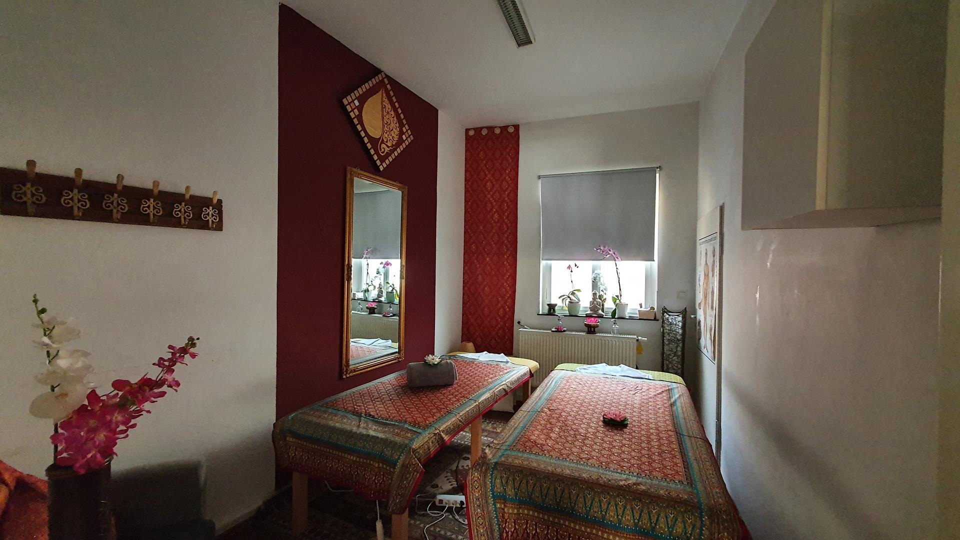 Wipha Thai Massage Studio, Behandlungszimmer Raum 2